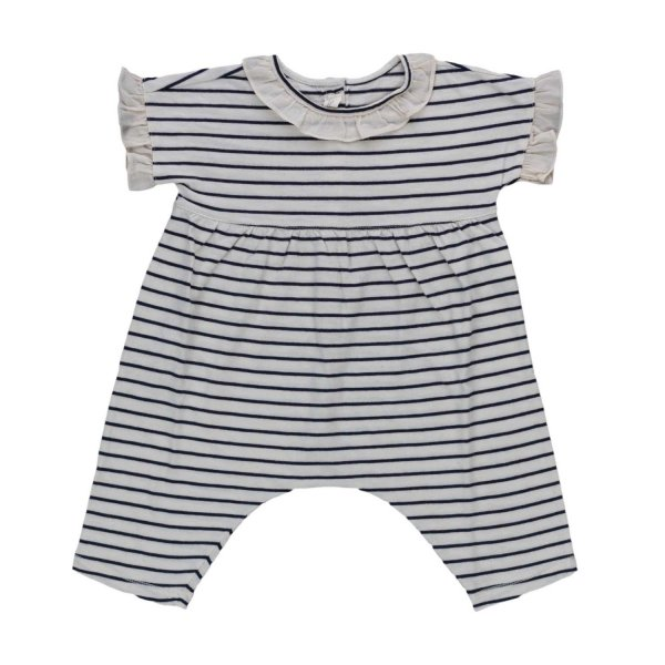 Zhoe & Tobiah - STRIPED ROMPERS FOR BABY GIRLS