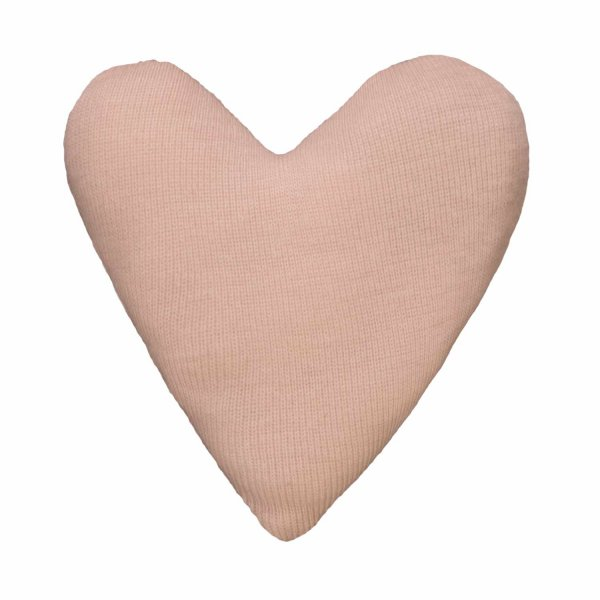 Douuod - PINK HEART-SHAPED BROOCH FOR GIRLS