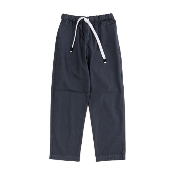 Madson Discount - BOY BLUE COTTON TROUSERS