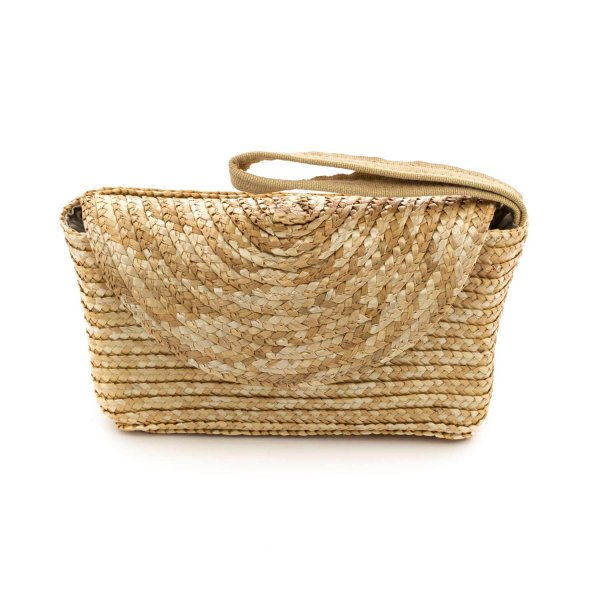Piccolaludo - STRAW CLUTCH BAG FOR GIRLS