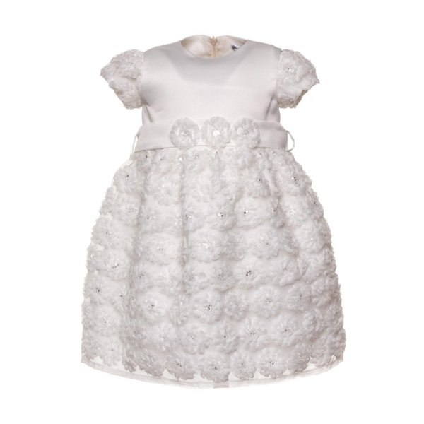 Piccolaludo - BABY GIRL CEREMONY DRESS 01
