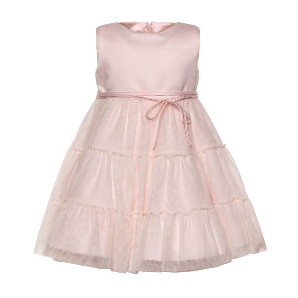Elsy - PINK DRESS FOR BABY GIRL
