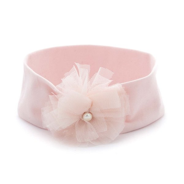 Elsy - PINK HAIRBAND FOR BABY GIRLS