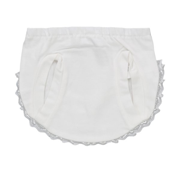 Elsy - LACE CULOTTE FOR BABY GIRLS
