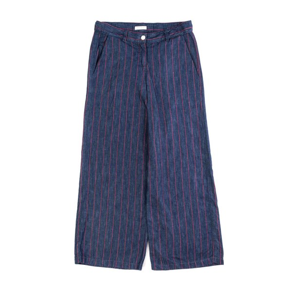 Elsy - BLUE PALAZZO TROUSERS FOR GIRLS