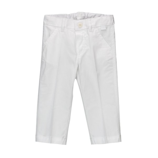 Il Gufo - LITTLE BOY WHITE TROUSERS