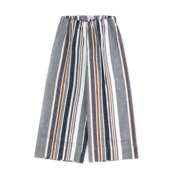Il Gufo - LITTLE GIRLS STRIPED TROUSERS