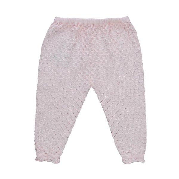 Pili Carrera - PINK TROUSERS FOR BABY GIRL