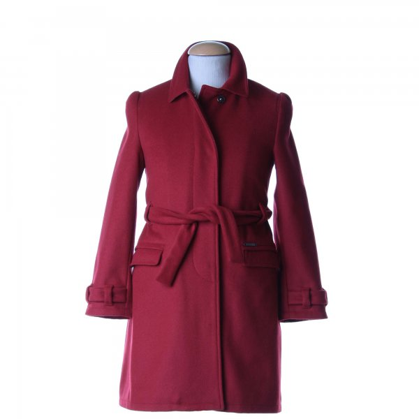 Burberry - Trench Coat Rosa Violetto