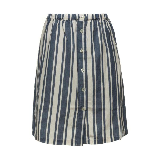 Babe & Tess - STRIPED SKIRT FOR LITTLE GIRLS