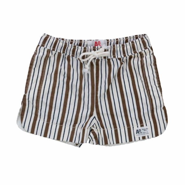 American Outfitters - GIRLS STRIPED SHORTS