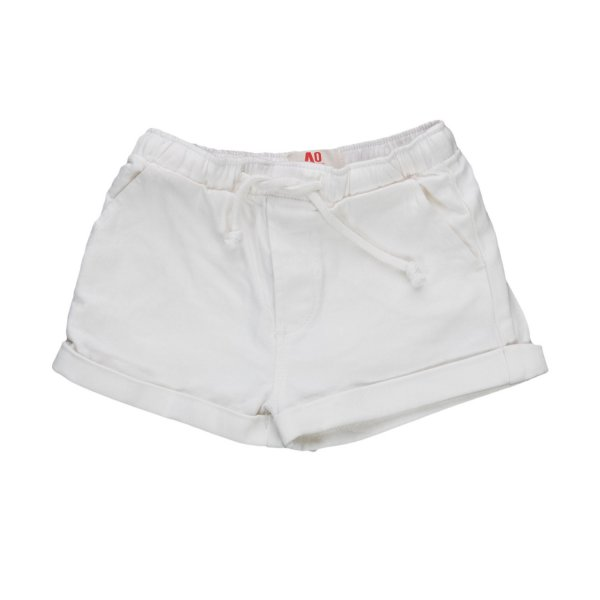 American Outfitters - WHITE SHORTS FOR GIRL