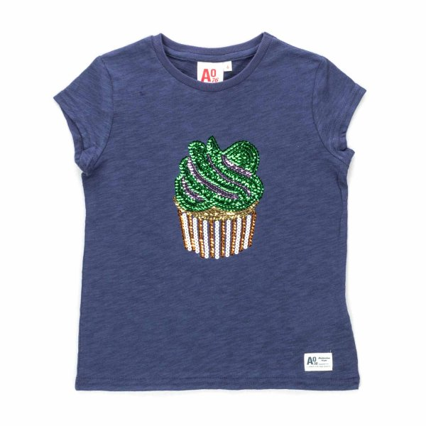 American Outfitters - COTTON T-SHIRT FOR GIRL