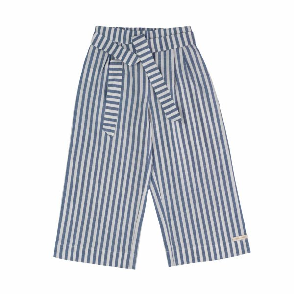 Yellowsub - LITTLE GIRL STRIPED TROUSERS