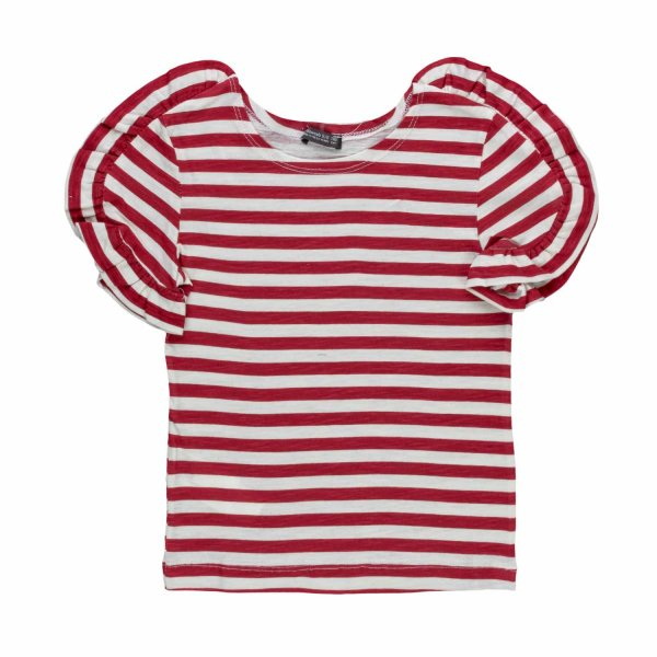 Yellowsub - LITTLE GIRL STRIPED T-SHIRT