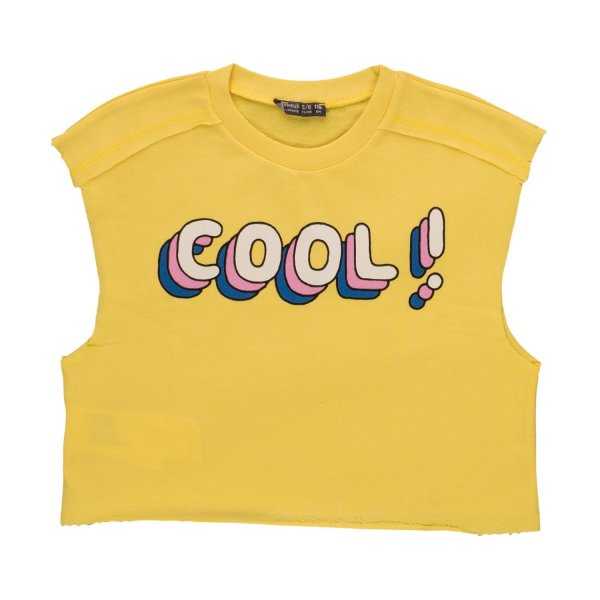 Yellowsub - COOL PRINT T-SHIRT FOR GIRLS