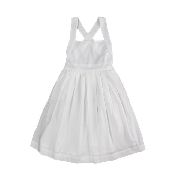 Yellowsub - LITTLE GIRL WHITE DRESS