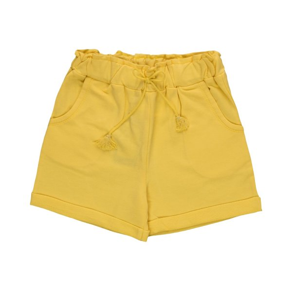 Yellowsub - LITTLE GIRL COTTON SHORTS