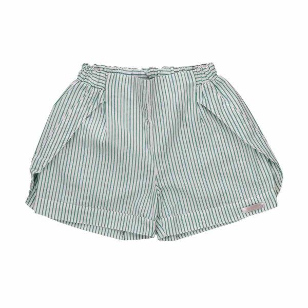 Yellowsub - LITTLE GIRL STRIPED SHORTS