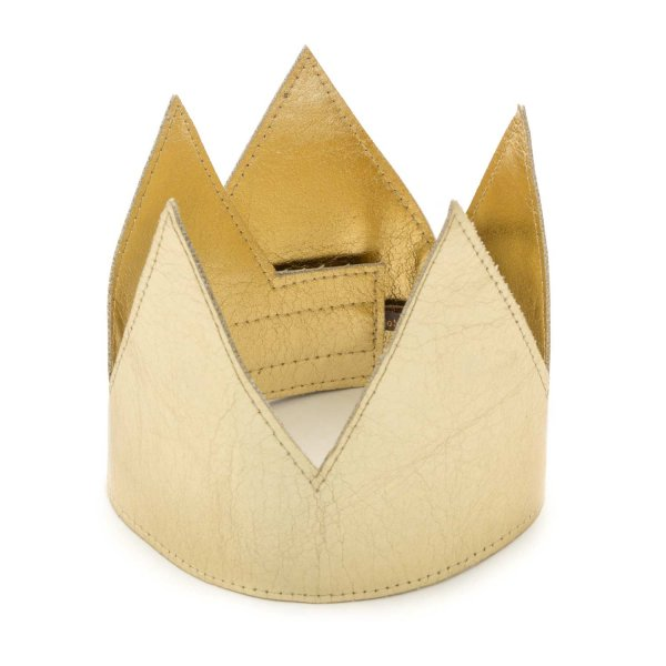 Oh Baby - GOLD CROWN FOR BABY GIRLS