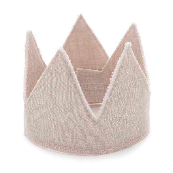 Oh Baby - PINK CROWN FOR BABY GIRLS