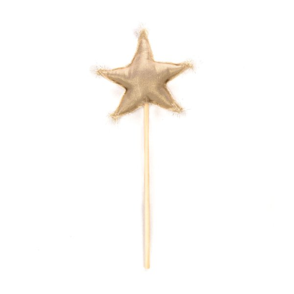 Oh Baby - BABY GIRL GOLD MAGIC WAND