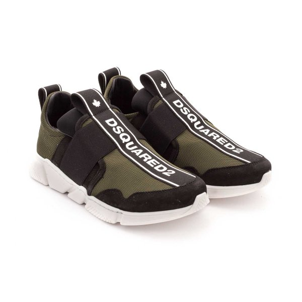 Dsquared2 - UNISEX SNEAKERS WITH LOGO