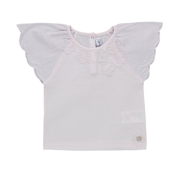 Tartine Et Chocolat - BABY GIRL EMBROIDERY TOP