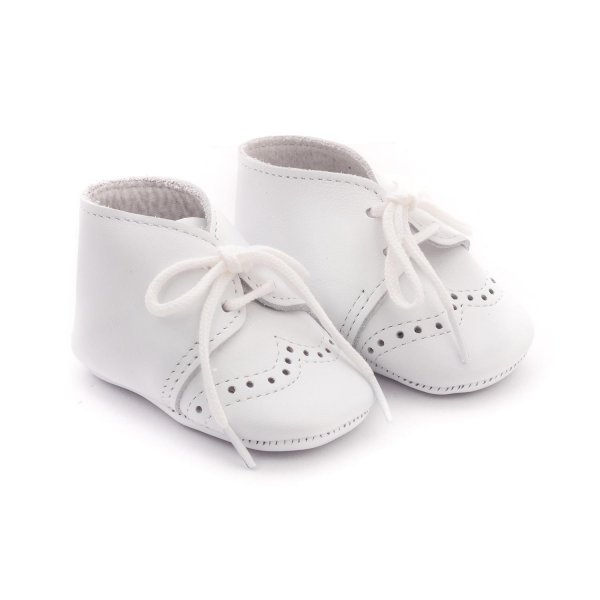 Tartine Et Chocolat - BABY BOY WHITE SHOES