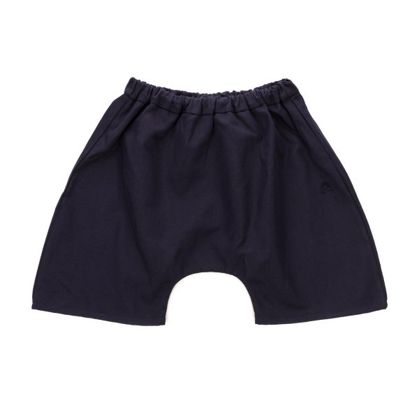 La Bottega Di Giorgia - LITTLE GIRLS BLUE SHORTS