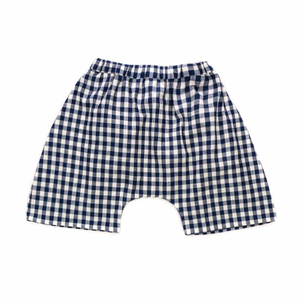 La Bottega Di Giorgia - LITTLE GIRL CHECK SHORTS