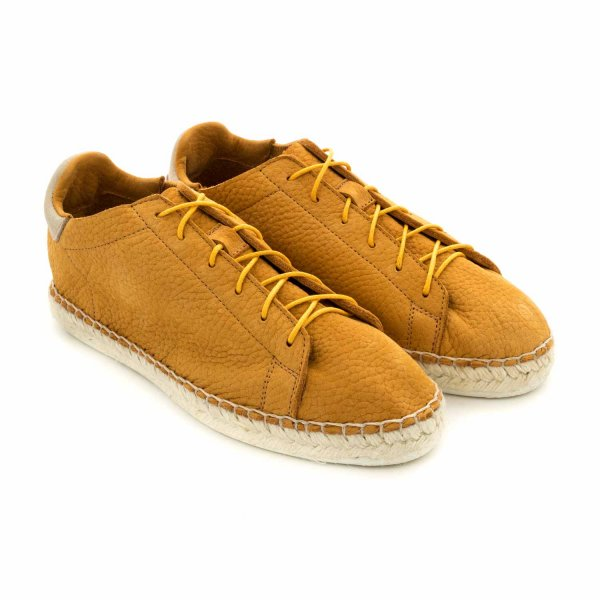 Lagoa - OCHRE SNEAKERS FOR BOYS