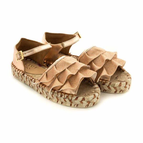 Lagoa - ELEGANT GIRONA SANDALS FOR GIRLS