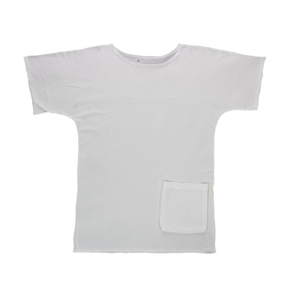 Little Creative Factory - GIRL T-SHIRT WITH POCKET