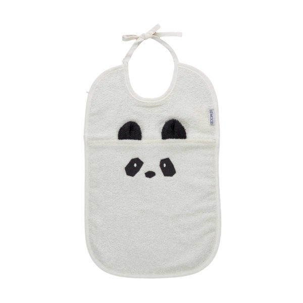 Liewood - PANDA BIB FOR BABY