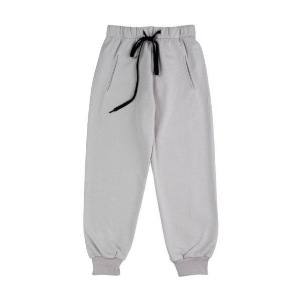 Natasha Zinko - GREY SWEATPANTS FOR GIRL