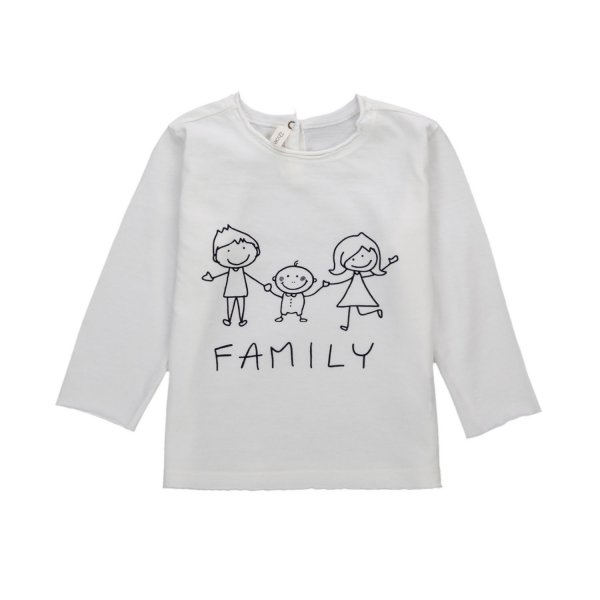 Zhoe & Tobiah - COTTON T-SHIRT FOR BABY