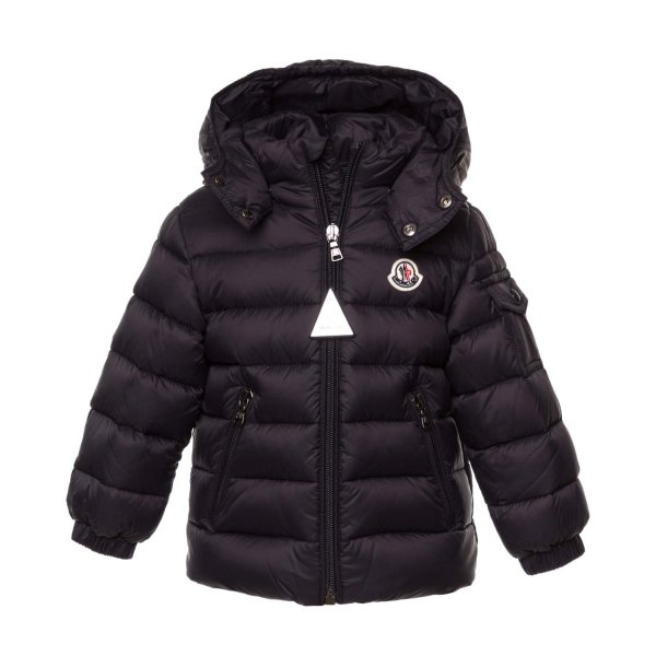 Moncler - BABY BOY JULES DOWN JACKET