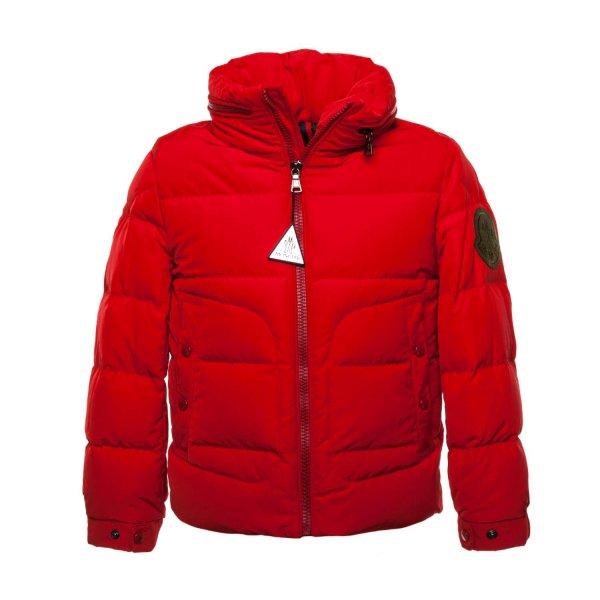 check out 2f06e 02210 A 0 16 Anni Moncler Bambini Da Shop Piumini Qrdsht