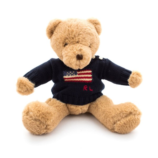 Ralph Lauren - PELUCHE POLO BEAR