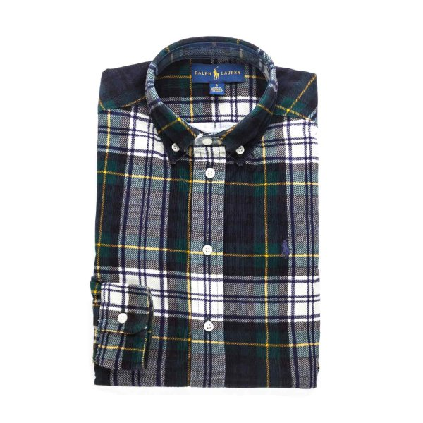 Ralph Lauren - BOYS AND TEEN TARTAN SHIRT