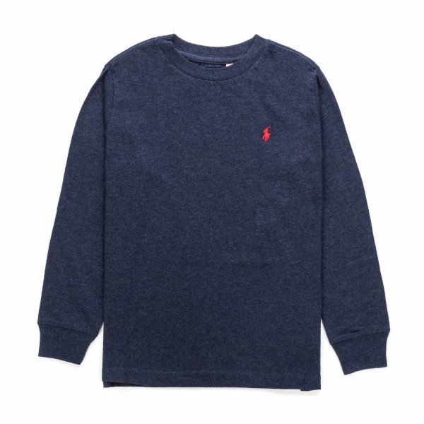 Ralph Lauren - BOY COTTON T-SHIRT