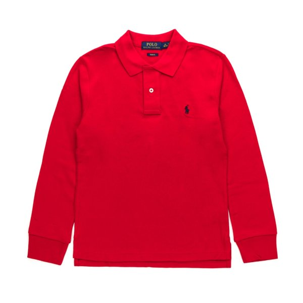 Ralph Lauren - POLO ROSSA TEENAGER BAMBINO