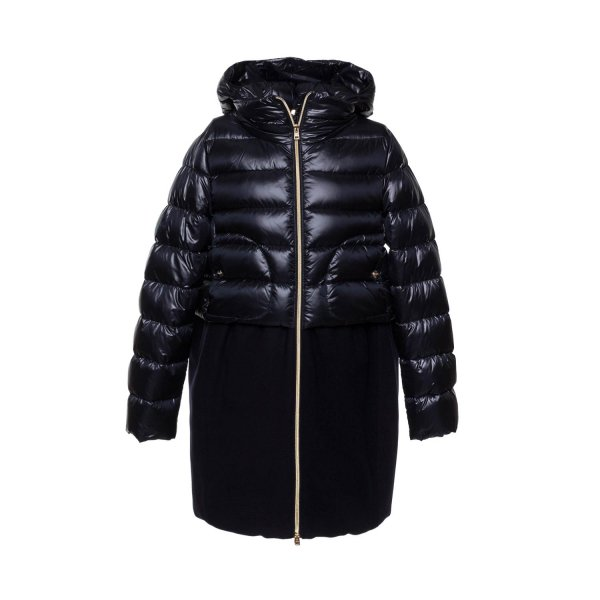 Herno - BLUE DOWN COAT FOR GIRL