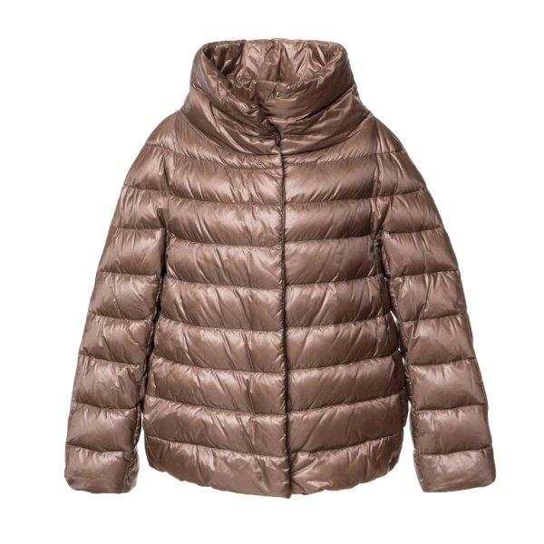 Herno - Mud Color Girl Down Jacket