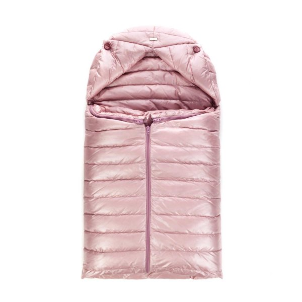Herno - PINK PADDED BABY NEST FOR GIRL