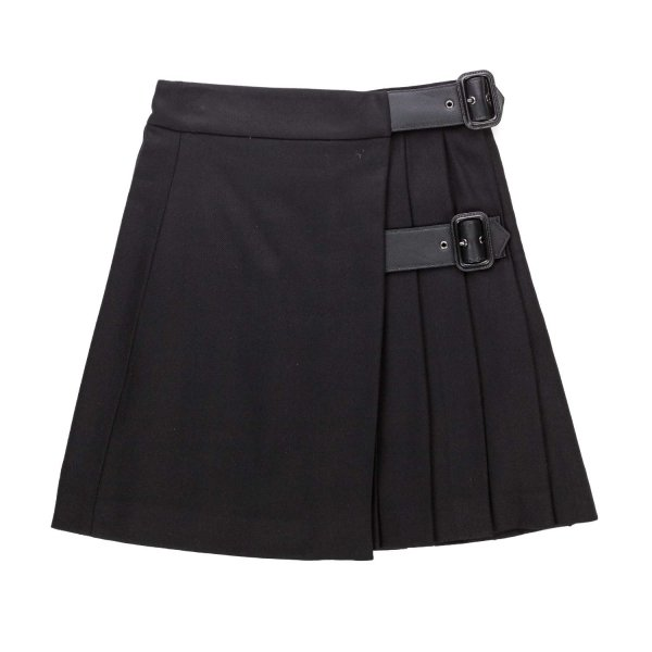 Burberry - GONNA KILT IN LANA BAMBINA TEEN