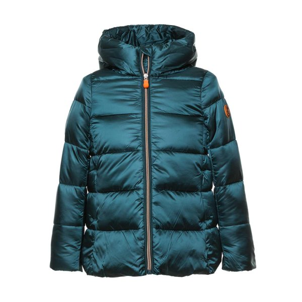 new concept 417f0 93627 Green Down Jacket For Girls
