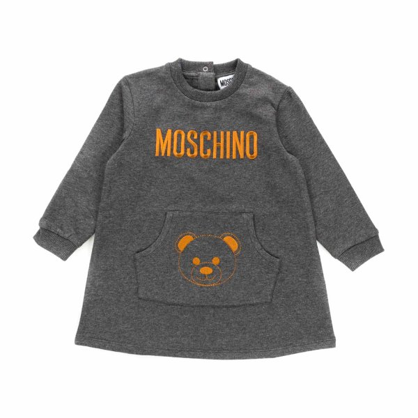 Moschino - BABY GIRL COTTON DRESS