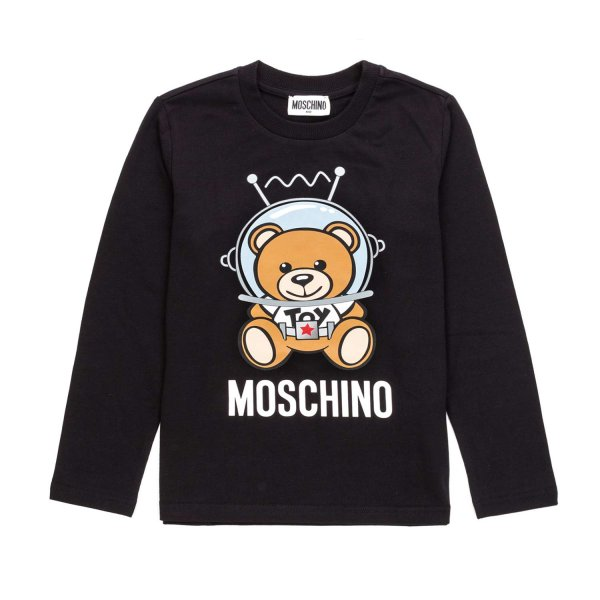 Moschino - TEDDY BEAR T-SHIRT FOR BOY